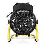 Tristar KA-5061 Elektroheizung (Ventilator) - 3 einstellbare Leistungsstufen-3000 Watt